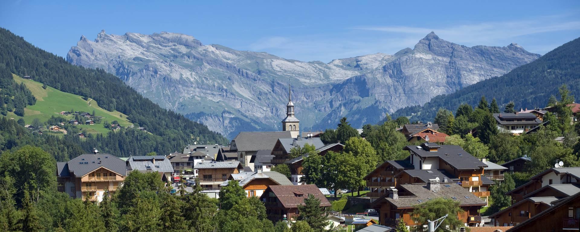 comment venir station de ski des contamines montjoie au coeur du massif du mont blanc. Black Bedroom Furniture Sets. Home Design Ideas