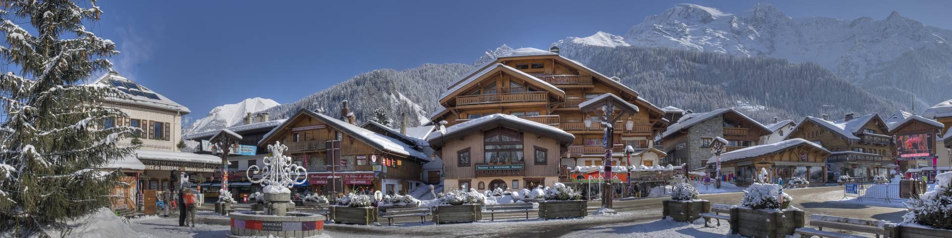 Les contamines tourisme station de ski des contamines montjoie au coeur du massif du mont blanc - Office du tourisme les contamines montjoie ...