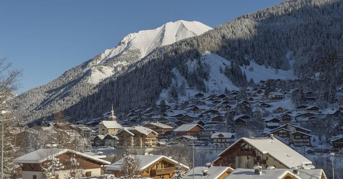 Navettes station de ski des contamines montjoie au - Office du tourisme les contamines montjoie 74 ...