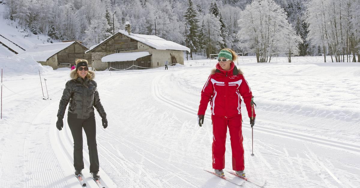 Ski lessons les contamines montjoie tourisme - Les contamines montjoie office tourisme ...