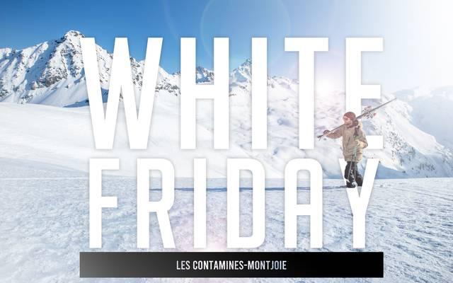 Votre séjour à petit prix avec le White Friday !