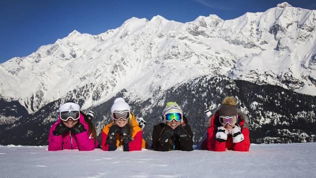 Séjour ski au printemps