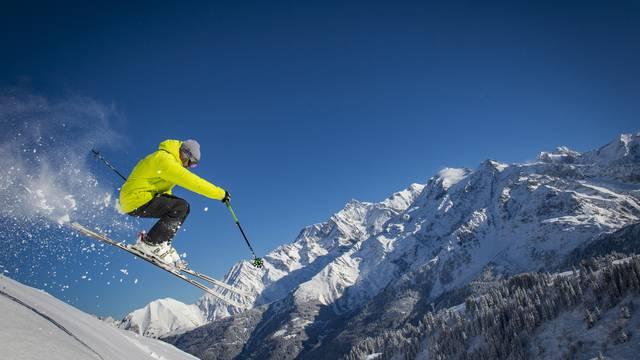 Séjour ski & sensations