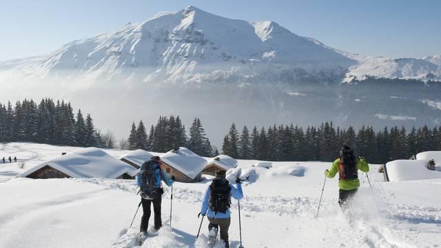 Activités sur neige