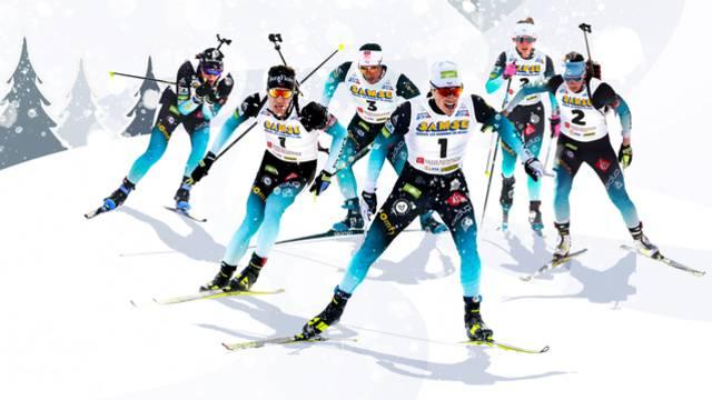 Championnats de France élite de ski de fond et biathlon - Trophée Caisse d'Epargne