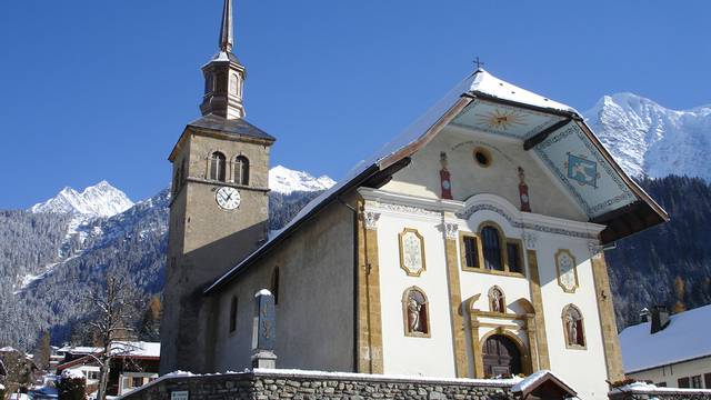 Eglise Sainte Trinité