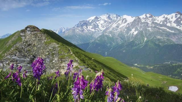 Le Tour du Val Montjoie