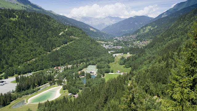 Les Contamines Leisure Park