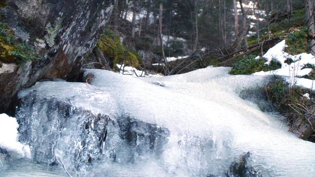 Ruisseling (climbing frozen streams)