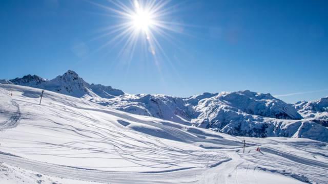 Lessioni di sci